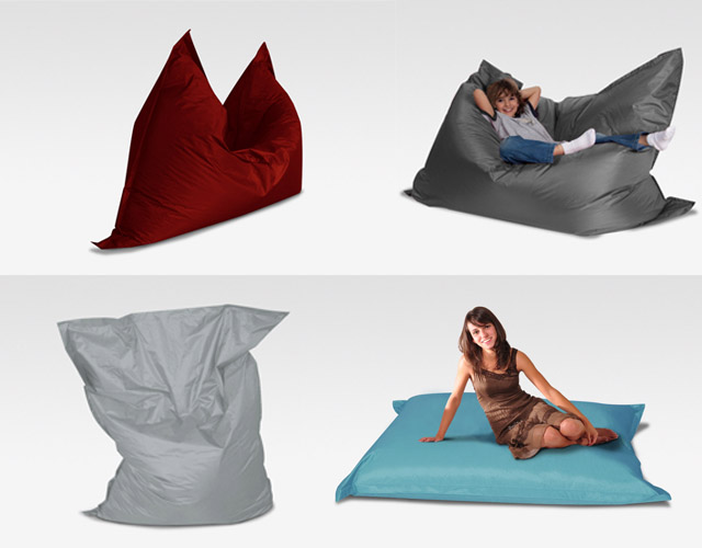 Comfy Sitzkissen und Sitzsack