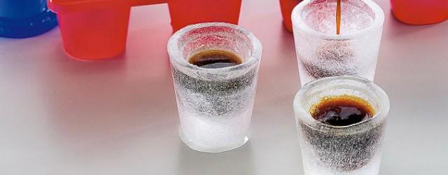 Glas aus Eis für Shooter